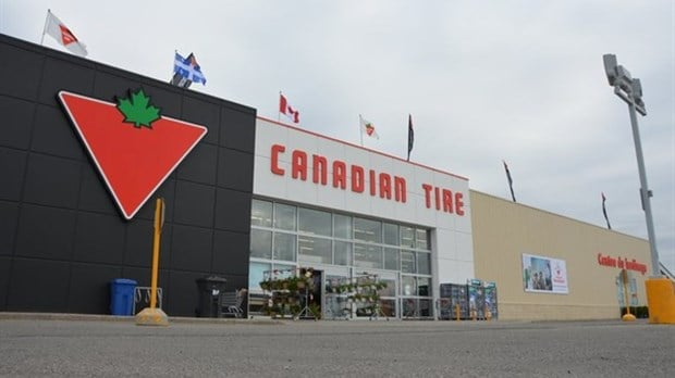 Canadian Tire secteur Cap